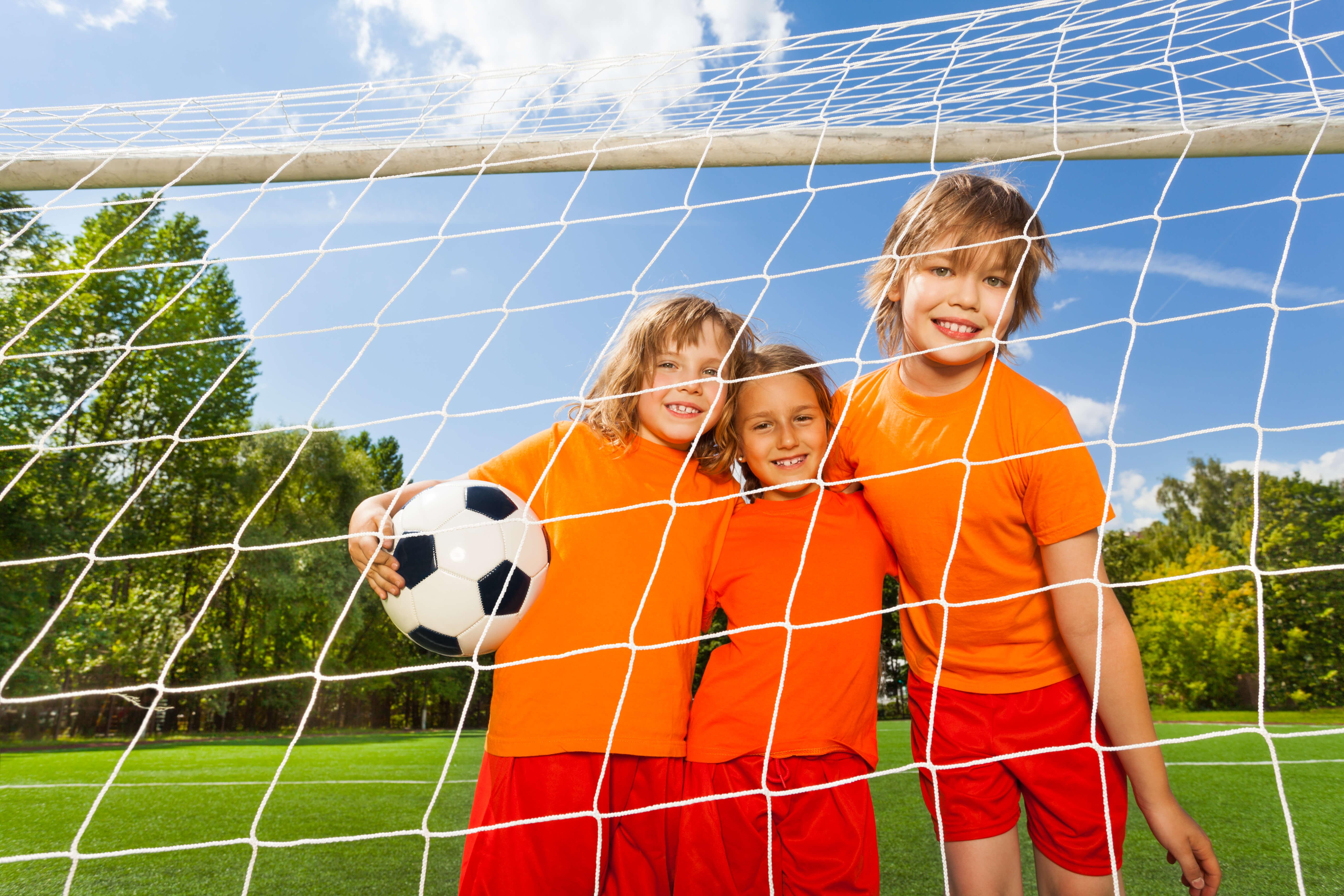 Må Børn Træne & Dyrke Styrketræning Med Vægte Som Voksne Gør