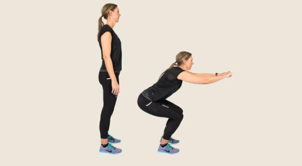 nakke øvelser styrke