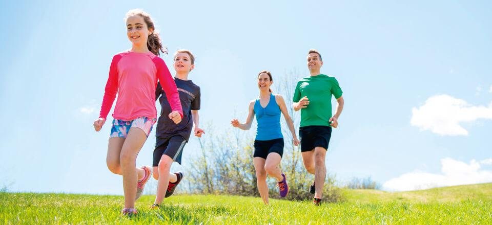 167b5bcd Løb med børn skal være lig med sjov og samvær - Krop+Fysik