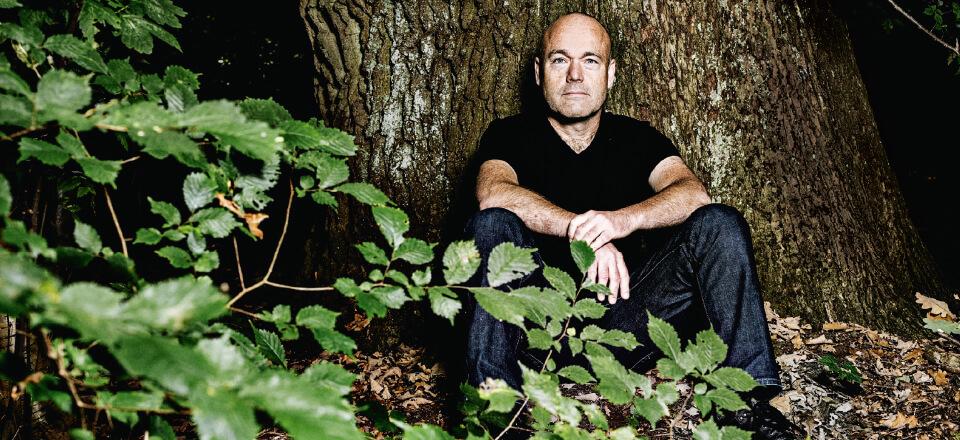 Peter Øvig Knudsen fortæller om sit liv med depressioner