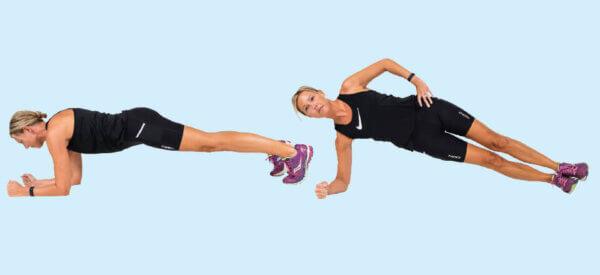 Planken – rul fra side til side