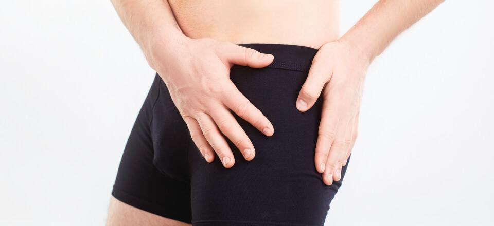 Når hofteleddet giver smerter