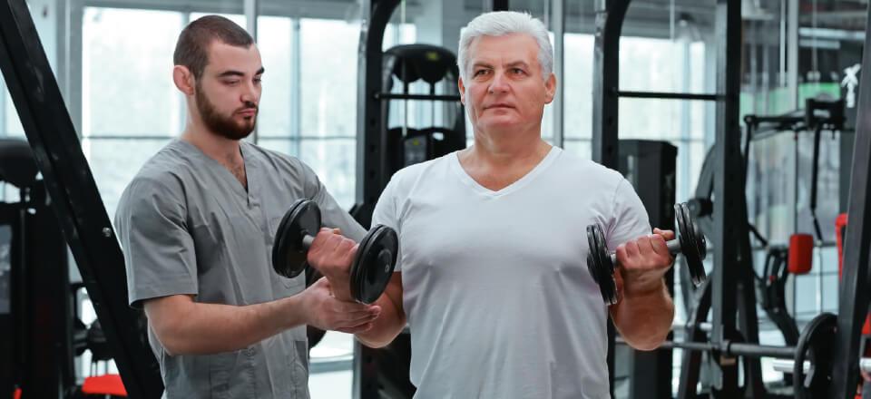 Bedste diabetes-træning: Bliv ved!