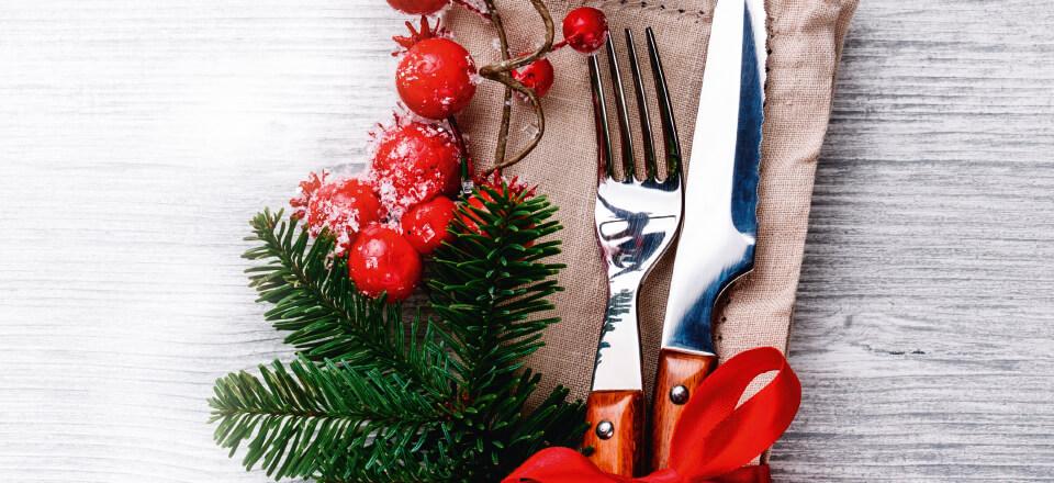 Det er jo kun jul én gang om året - nyd julemaden og undgå vægtøgning!