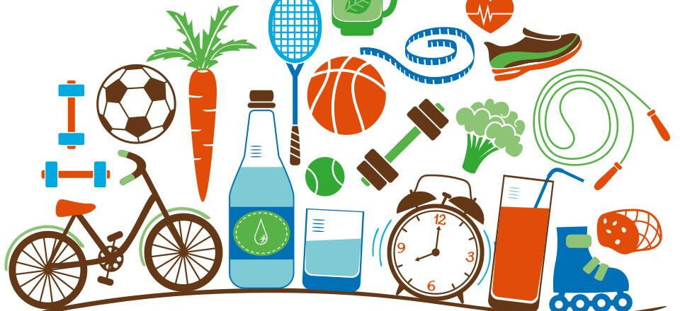 Få succes med dine sunde vaner