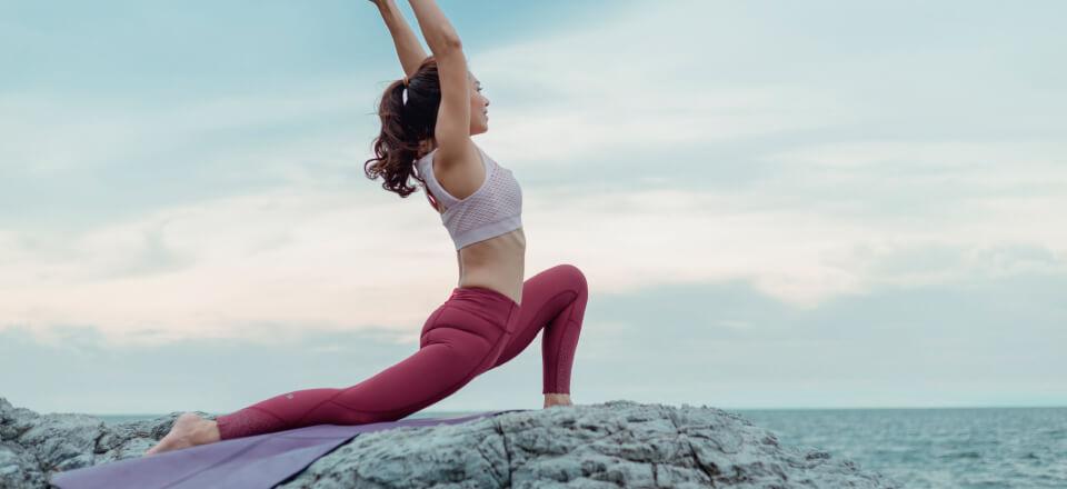 Bevægelse giver energi til krop og sind