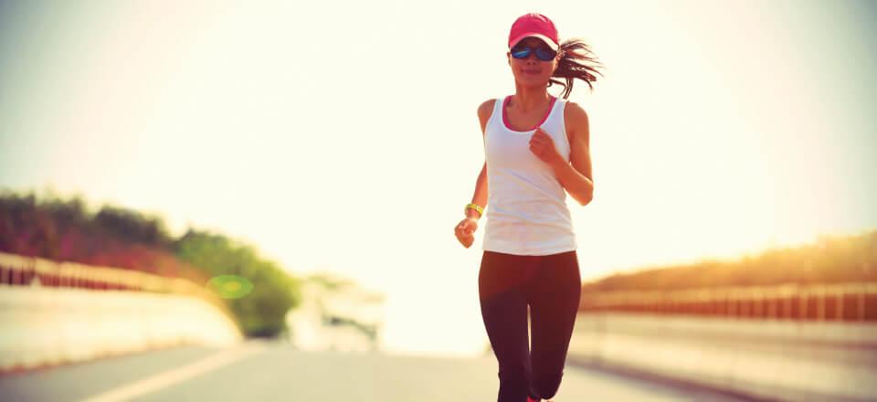 Sådan bliver du en bedre løber - og undgår skader