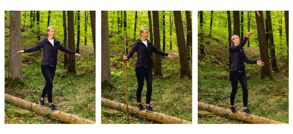 Træn din balance