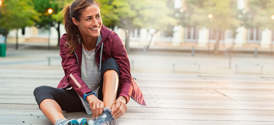 Motion løfter humøret