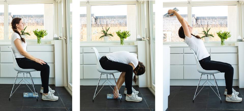 Øvelser mod svimmelhed