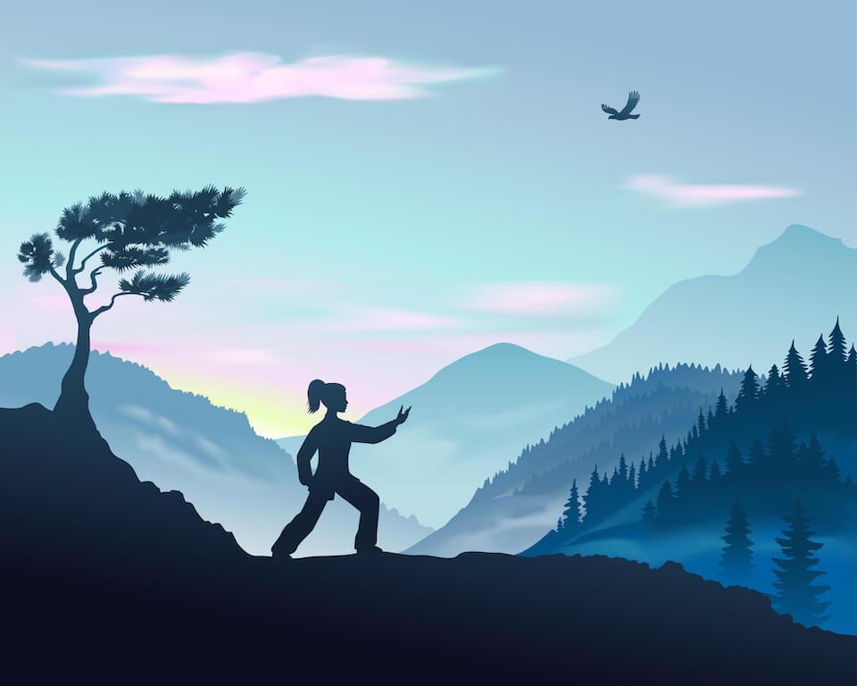 Tai Chi: Kom i kropslig og mental balance