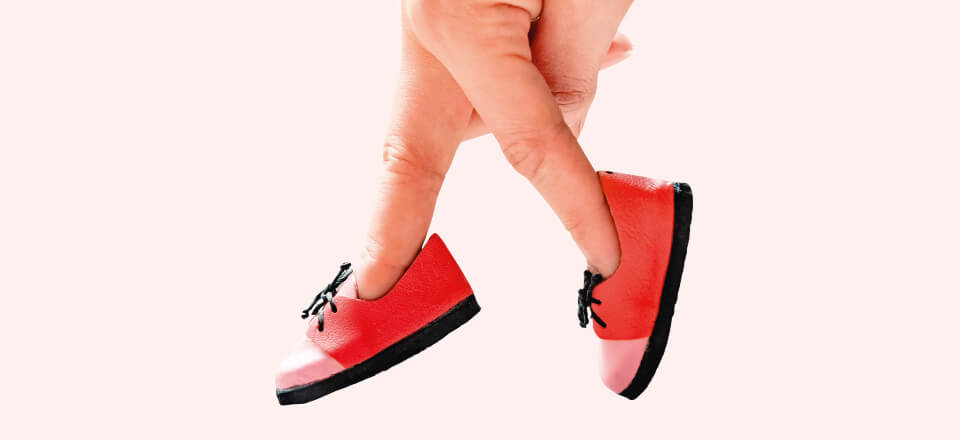 Klæd fødderne på til gåturen