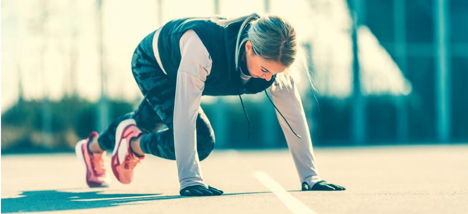 Der er stadig mange muligheder for tryg motion