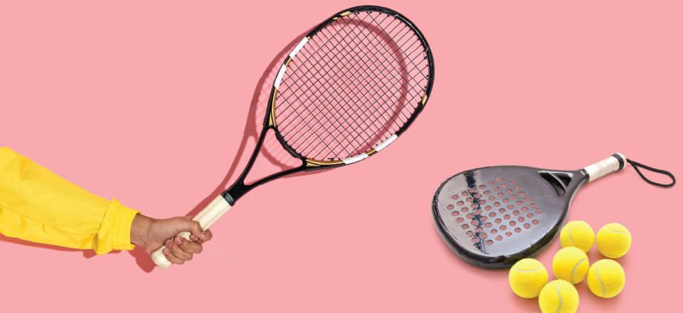 Kom på banen: Nu er det tid til tennis og padel!