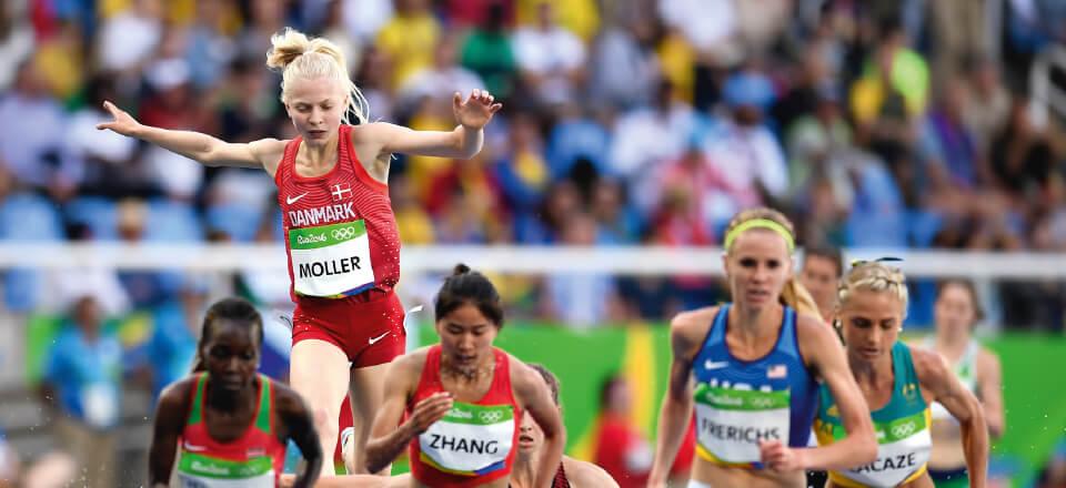 Hurtigere, højere og stærkere: Atleterne bliver ved med at sætte rekorder