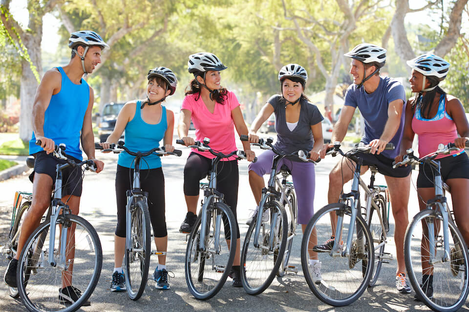 Sammen om cykling