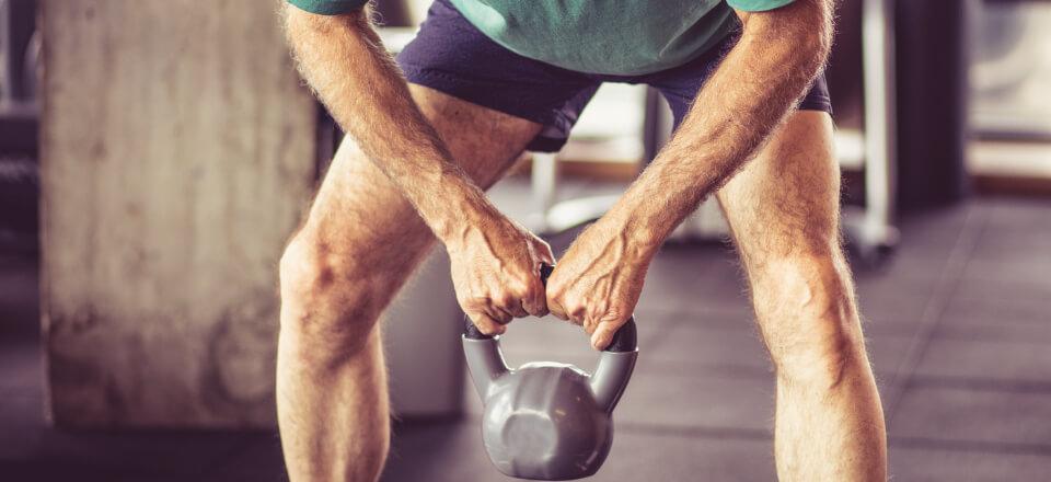 Dyrk motion selv om du har ondt i knæene