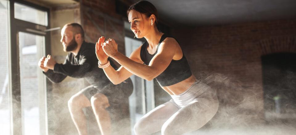 Crossfit: Sej træning for alle!